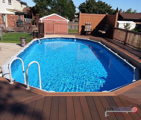 ABOVE GROUND AND INGROUND POOLS