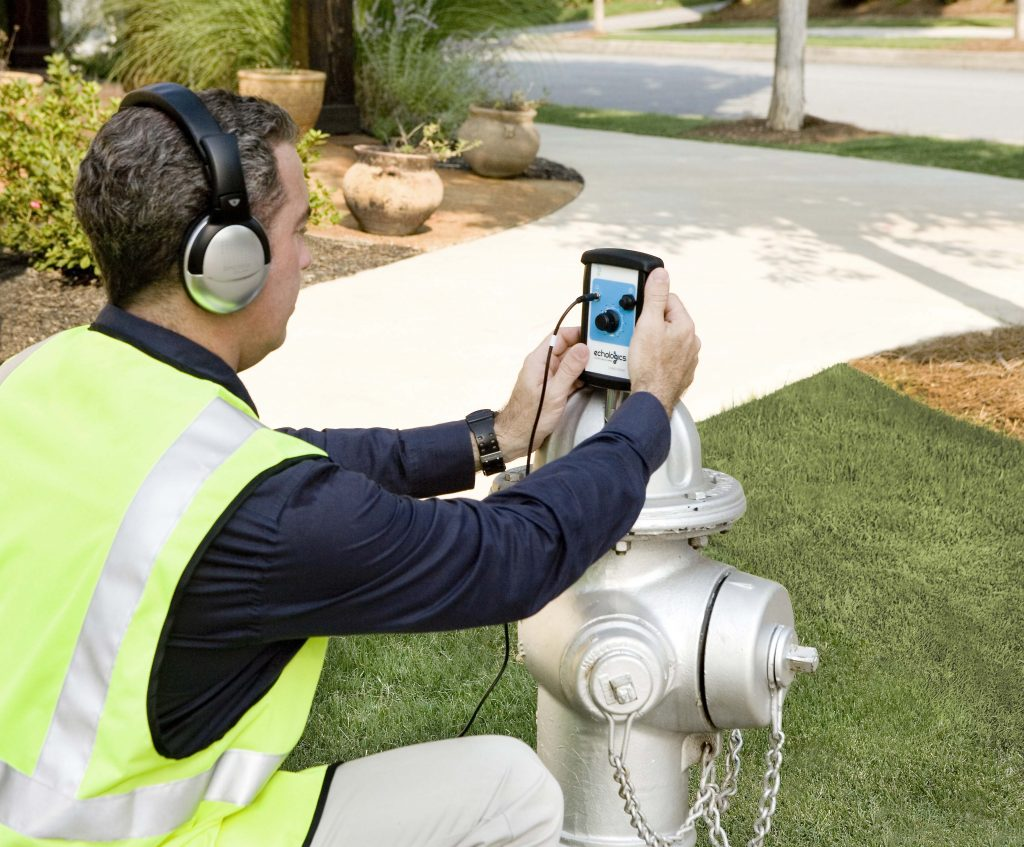 Water Leak Detection & Repair Services
