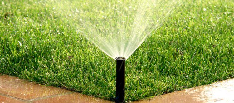 Irrigation System Leak Repair